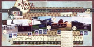 The School Years