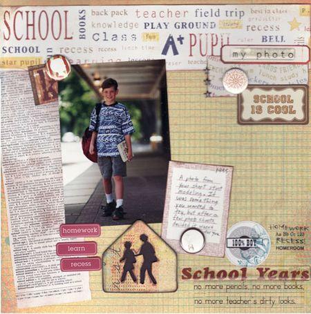 School-Years